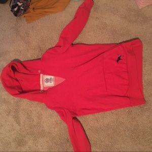 Cute pink hoodie